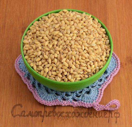 Крупа ячневая из какого зерна как приготовить